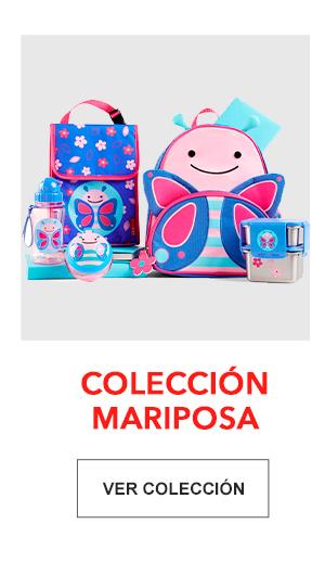 Colección Mariposa