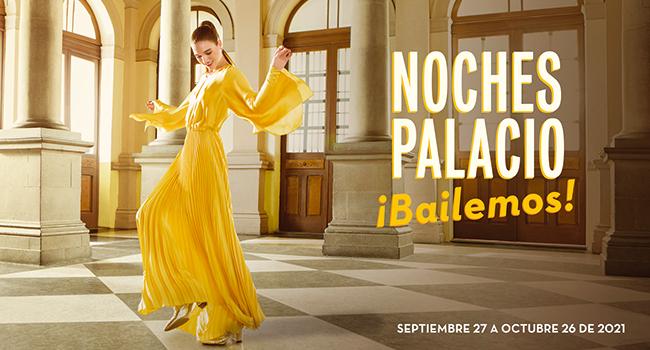 #NochesPalacio