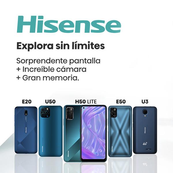 Celulares Hisense