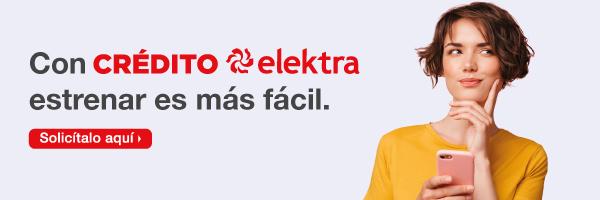 Solicitud Crédito Elektra