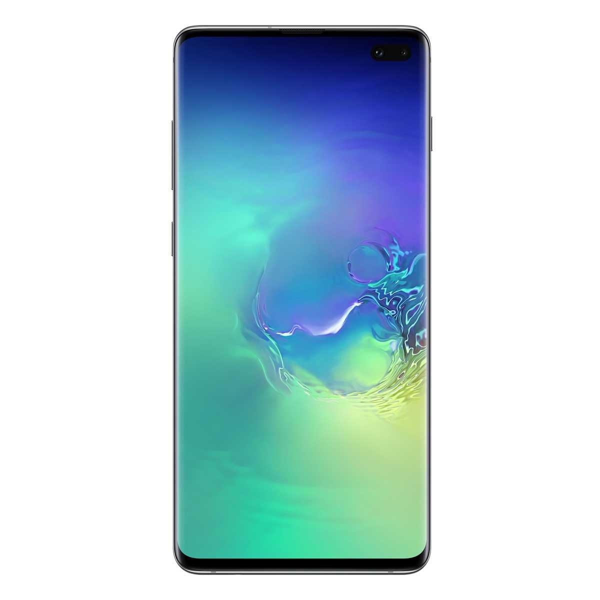 Celular Samsung S10+ G975 128 Gb Color Verde R9 (Telcel)
